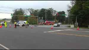 VIDEO Man killed in crash on Route 145 in Upper Saucon [Video]