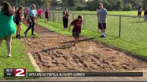 8th annual Special Olympics Autumn Games held in Canastota [Video]