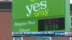 Hurricane Michael could impact local gas prices [Video]