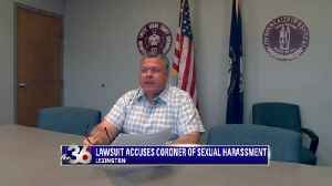 Lawsuit accuses Fayette County Coroner of Sexual Harassment [Video]
