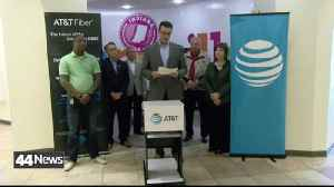AT&T's Fiber-Optic Network Now Available In Evansville [Video]