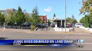 Judge gives go-ahead on swap, but deal official yet [Video]
