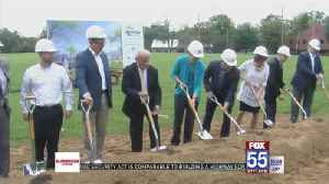Byron Health Center breaks ground on new facility [Video]