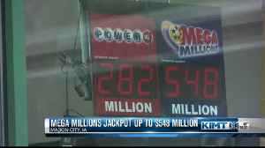 Mega Millions Drawing, Do you have your ticket? [Video]