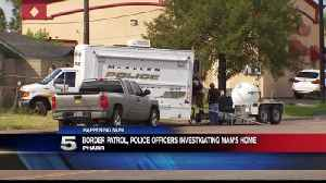 TxDOT: Pharr Road Closed Due to Law Enforcement Activity [Video]