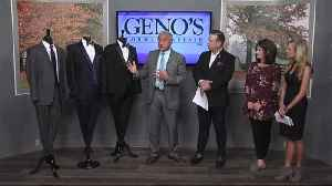 Get dapper with Geno's Formal Affair [Video]
