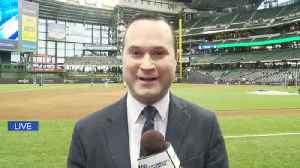 News 8 Sports LIVE Coverage: Miller Park [Video]
