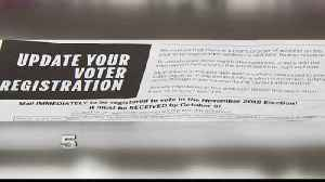 Valley Woman Concerned about Voter Registration Form [Video]