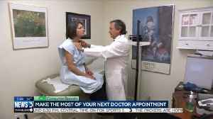 Consumer Reports: Make the most of your next doctor's appointment [Video]