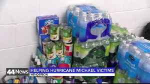 Kentucky Woman Collects Donations For Hurricane Michael Victims [Video]