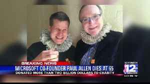 OSF Mourns Death of Paul Allen, Namesake of One Theater [Video]
