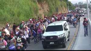 Caravan Traveling from Honduras Putting Aid at Risk [Video]