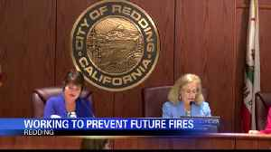 Redding Considers Tax on Homeowners in Light of Fire [Video]
