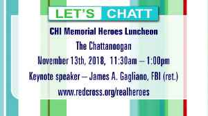CHI Memorial/American Red Cross Heroes Luncheon [Video]