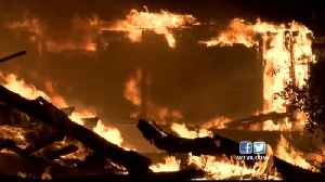 Lee Co Home destroyed in fire [Video]
