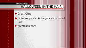 News video: Halloween In the Hair 10-18-18
