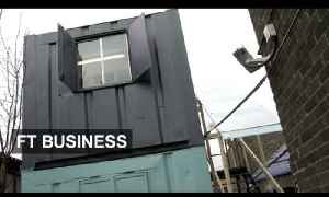 Not your usual office space [Video]