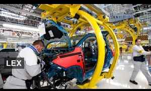 Fiat Industrial's tax move to the UK   Lex [Video]