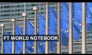 Brussels downgrades eurozone inflation forecasts | FT World Notebook [Video]