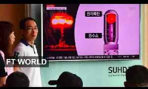 North Korea conducts fifth nuclear test  | FT World [Video]