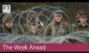 Nato meeting, Europe tourism | The Week Ahead [Video]