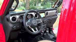 Jeep Renegade Limited Interiors [Video]