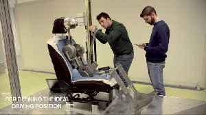 Seat - The many challenges facing car seats [Video]