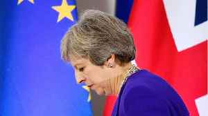 Theresa May Leaves Brussels Empty Handed [Video]