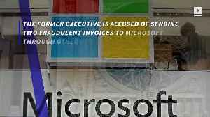 Microsoft Director Allegedly Tried to Embezzle $1.5 Million [Video]