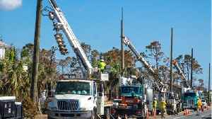 Over 124,000 Homes Without Power In Florida And Georgia After Hurricane Michael [Video]
