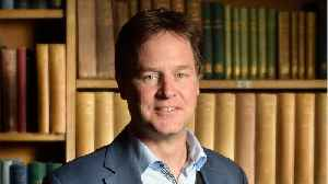 Facebook's New Comms Chief Nick Clegg [Video]