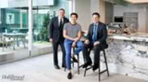 Paradigm Office Tour with Chairman Sam Gores and Henry Golding [Video]