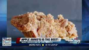 Apple Annie's named best place to eat apple pie [Video]