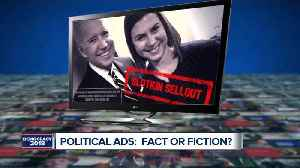 Fact or fiction: Unrelenting local political ads are often untrue [Video]