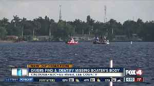 Man dies after being ejected from boat on Caloosahatchee River [Video]