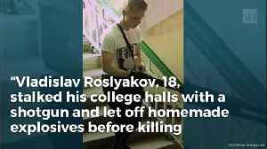Russian Govt. Has Gun Laws Dems Want, Still Didn't Prevent 89-Casualty School Shooting [Video]
