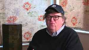 Michael Moore: ''I am the male Taylor Swift'' [Video]