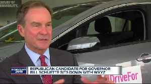 Republican candidate for governor Bill Schuette sits down with Action News [Video]