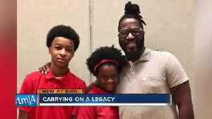 Father honors son's legacy with coat drive [Video]
