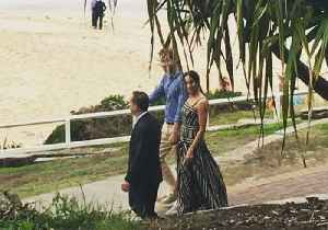 'We Love You!' Aussies Greet Relaxed, Hand-Holding Royals at Bondi Beach [Video]