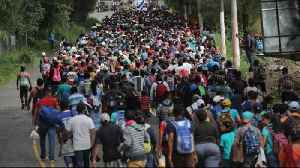 News video: Pompeo In Mexico Friday As Migrant Caravan Approaches Border