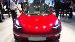 Tesla Releases $45K Car [Video]