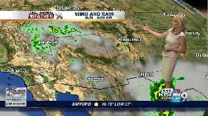 April's First Warning Weather October 19, 2018 [Video]