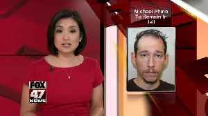 Michael Phinn to remain in jail [Video]