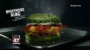 Burger King introduces 'Nightmare King' sandwich [Video]