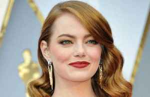 Emma Stone says it was a 'blast' working on 'The Favourite' [Video]
