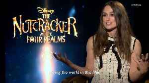 Keira Knightley Doesn't Allow Her Daughter to Watch All Disney Princess Films [Video]
