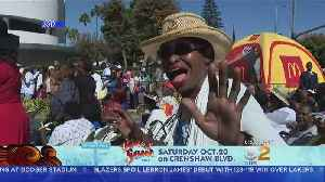 Taste Of Soul Brings Hundreds Of Thousands To Crenshaw District This Weekend [Video]