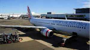 A Virgin Australia Flight Forces To Make Emergency Landing In Adelaide [Video]