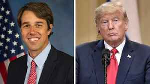 Beto O'Rourke Supports Impeaching Trump [Video]